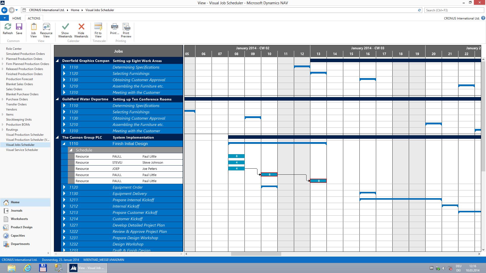 2014-03_Screenshot_NETRONIC_Visual_Jobs_Scheduler_Add-in_for_Microsoft_Dynamics_NAV_Jobs_View