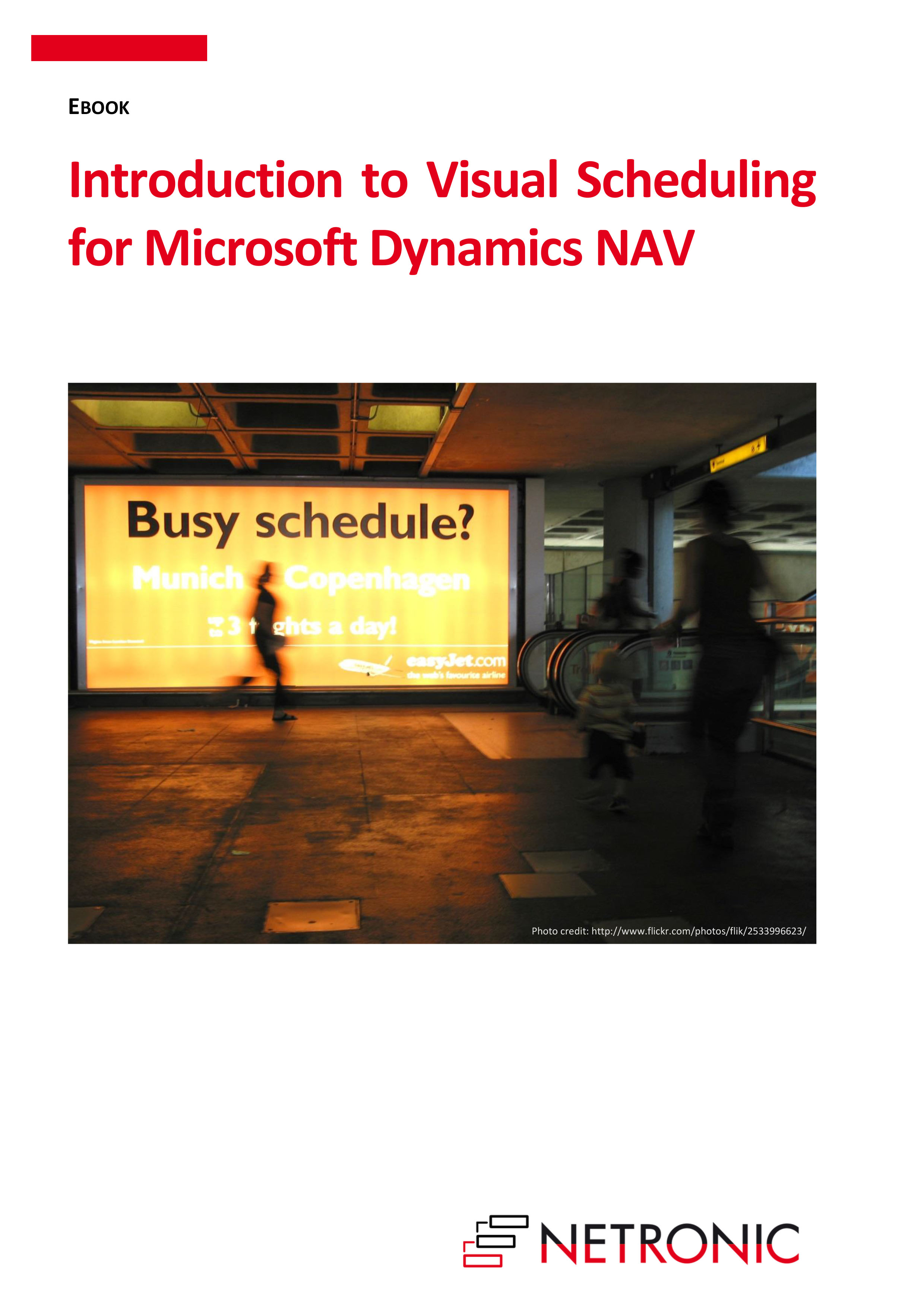 Introduction to Visual Scheduling for Dynamics NAV